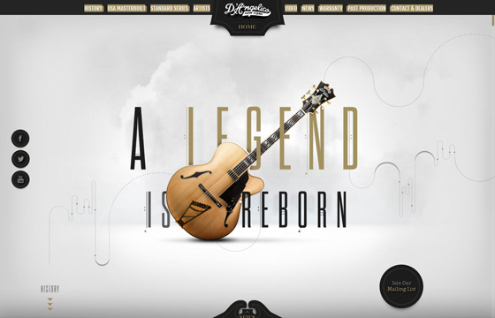 D\'Angelico Guitars