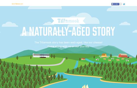 A Naturally-Aged Story ? Tillamook