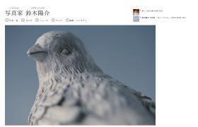 写真家 鈴木陽介